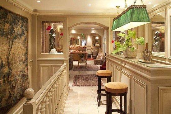 Au Manoir Saint Germain De Pres: Suite