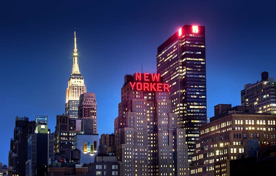 Hotels Near 1251 Avenue Of The Americas New York Ny