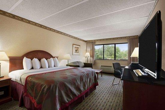 Levittown, Пенсильвания: One King Bed Room