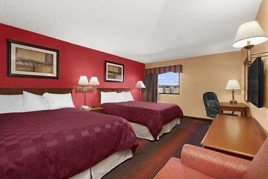 East Orange, Нью-Джерси: Standard Double Room