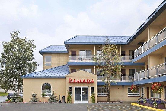 Ramada by Wyndham Anchorage Hotel