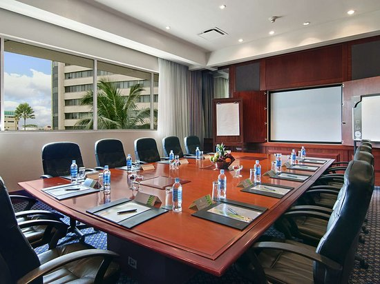 Hilton Colon Guayaquil: Meeting Room