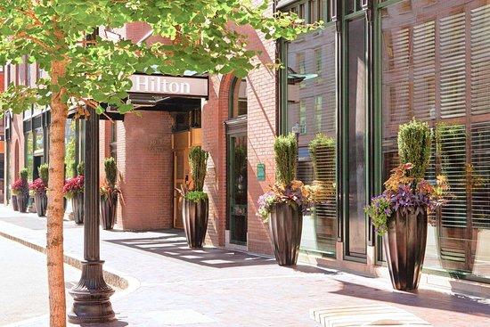 Hilton Boston Downtown / Faneuil Hall Hotel