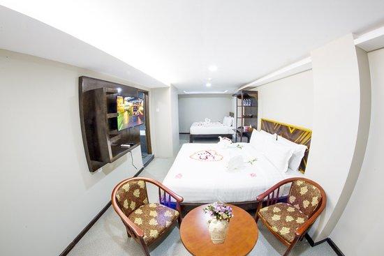 Interior - Picture of Tristar Hotel, Yangon (Rangoon) - Tripadvisor