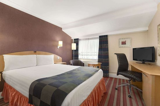 Whitfield, UK: 1 Double Bed Room