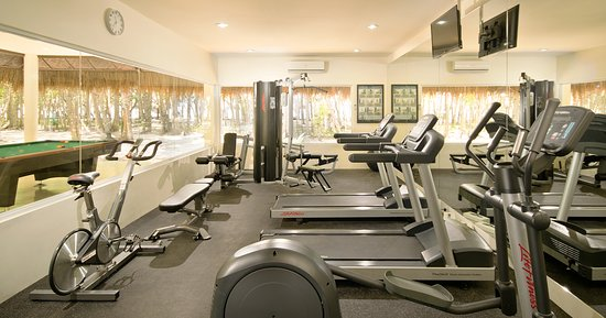 South Palms Resort: Gym