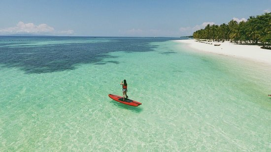 South Palms Resort: Stand-up Paddle