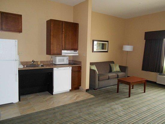 Arkansas City, KS: King Suite
