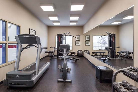 Westlock, Kanada: Fitness Center
