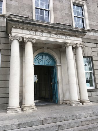Hatch & Sons, Hugh Lane Gallery: Gallery Entrance