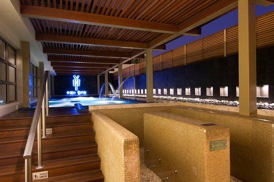 Paradisus Cancun: Yhi Spa Water Ritual