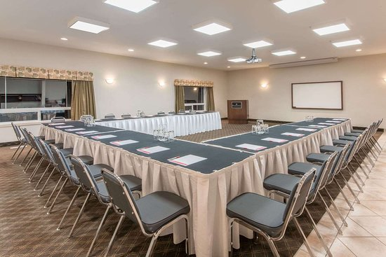 Wainwright, Canada: Meeting Room