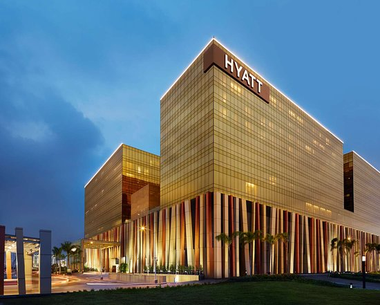 Hyatt City of Dreams Manila