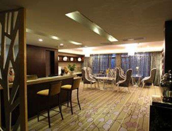 Longyan, China: Executive Lounge