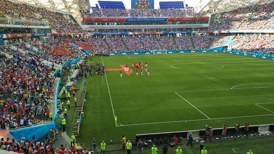 Фотография Олимпийский Стадион «Фишт»
