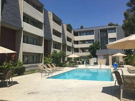 Best Western Plus West Covina Inn Outdoor Swimming Pool