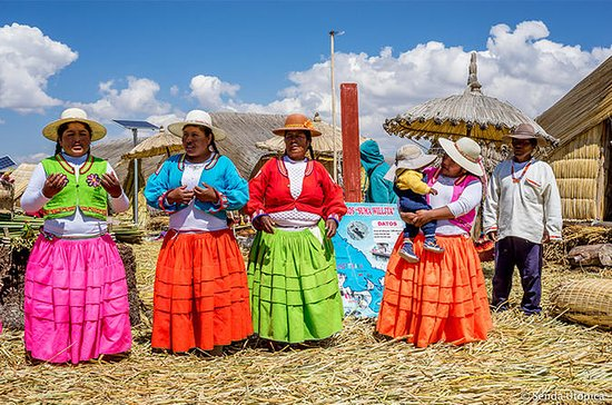 Full Day Tour Uros and Taquile Islands