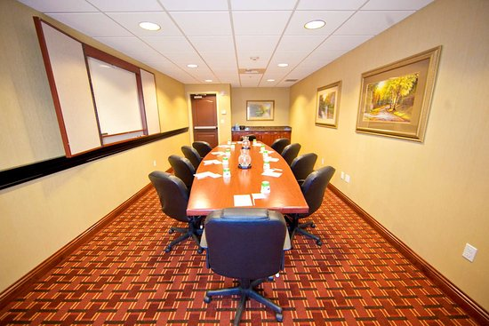 Hampton Inn Ellensburg: Meeting Room