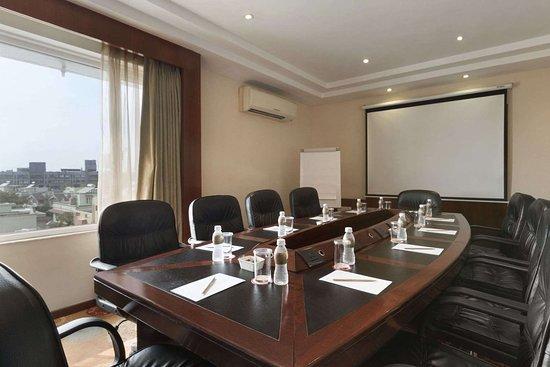 Ramada Ahmedabad: Boardroom