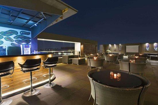 Ramada Ahmedabad: Sphere Lounge