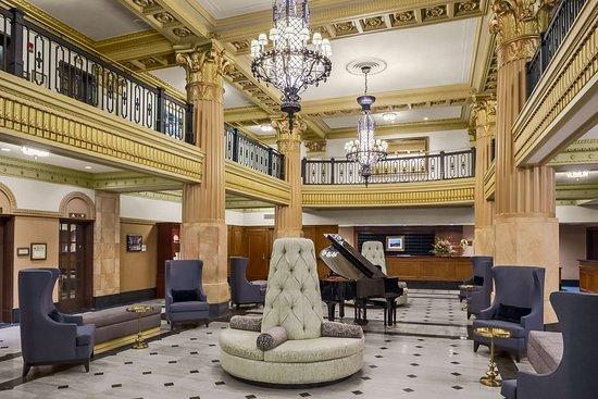 Hilton President Kansas City: Reception