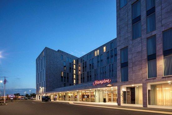 Hampton By Hilton London Stansted Airport Hotel Angleterre Voir Les Tarifs Et 22 Avis