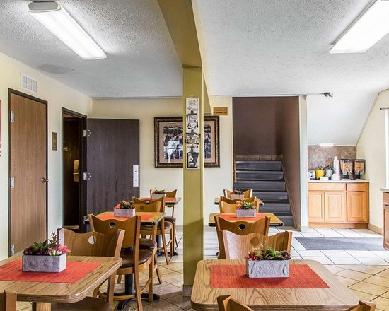 Limon, CO: Breakfast room