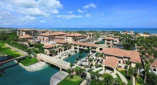 Ledong County, China: Wyndham Grand Plaza Royale Hainan Longmu Bay Exterior