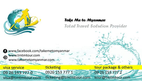Take me to Myanmar Travel & Tour