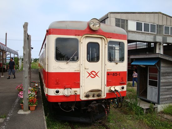 Ohata Line Kiha 22 Dotaihozonkai
