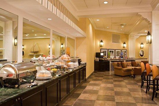 Hampton Inn Boston-Natick: Restaurant