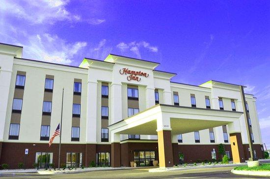 Hampton Inn Toledo / Oregon