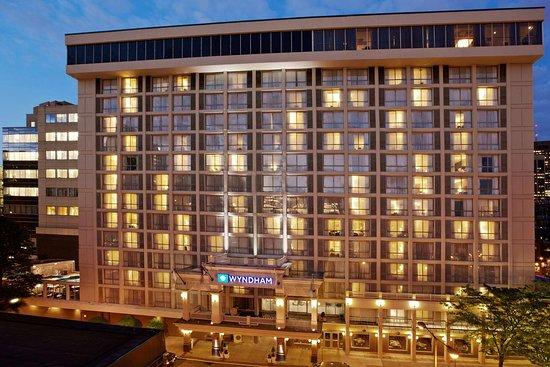 Wyndham Boston Beacon Hill Hotel