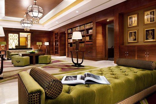 Raffles Makkah Palace: Business Centre