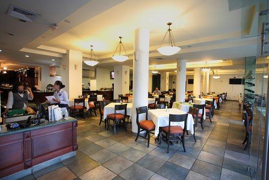 Restaurant Faja de Oro - Picture of Best Western Hotel Poza