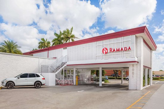 Ramada by Wyndham Miami Springs/Miami International Airport