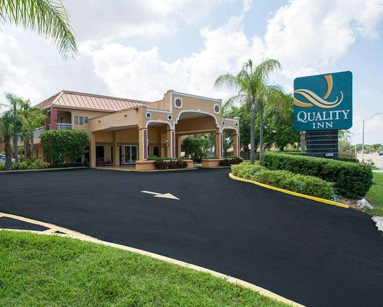 QUALITY INN & SUITES AIRPORT $61 ($̶7̶1̶) - Updated 2018 Prices ...