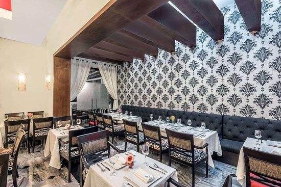 Wyndham Mérida: Restaurant