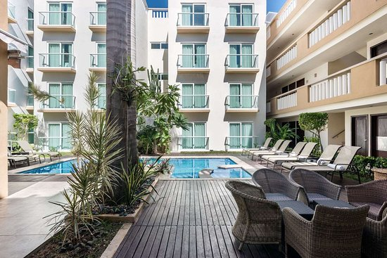 Wyndham Mérida: Pool