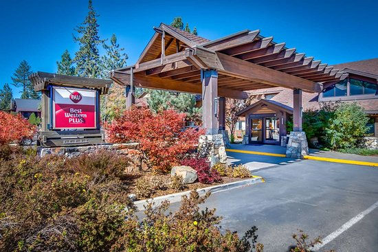 Map Of Truckee Hotels And Attractions On A Truckee Map Tripadvisor