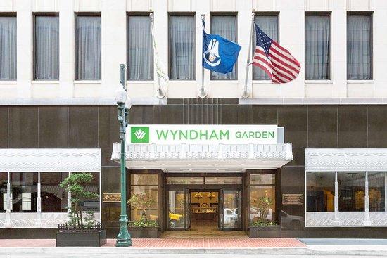 Wyndham Garden Baronne Plaza New Orleans Hotel