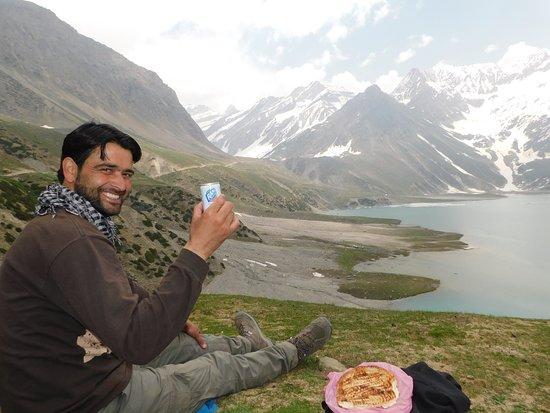 Pahalgam, India: Mehraj, our trek leader
