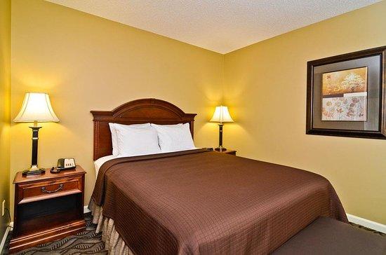 Jackson, AL: Queen Mini Suite