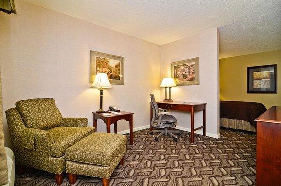 Jackson, AL: Guest Room