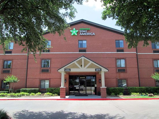 Extended Stay America Hotel Dallas Market Center