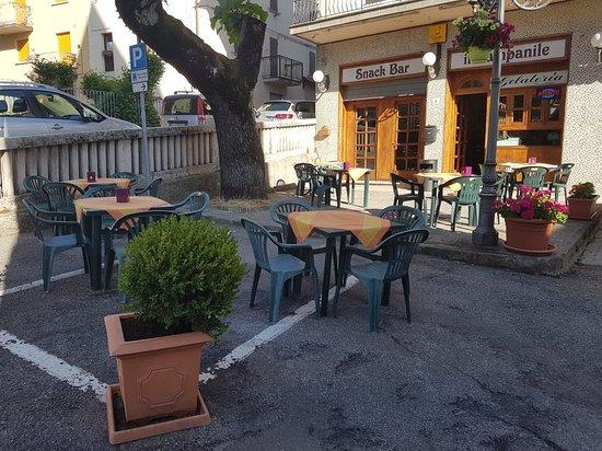 Vidiciatico, إيطاليا: Bar Il Campanile
