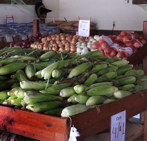 Zillah, واشنطن: Fruit & Produce