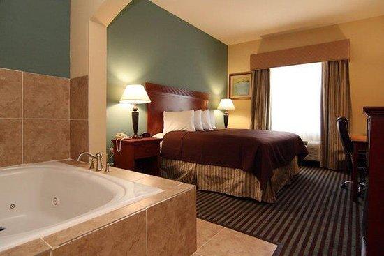 Marlin, TX : Whirlpool Suite