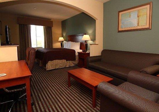 Marlin, TX : King Suite