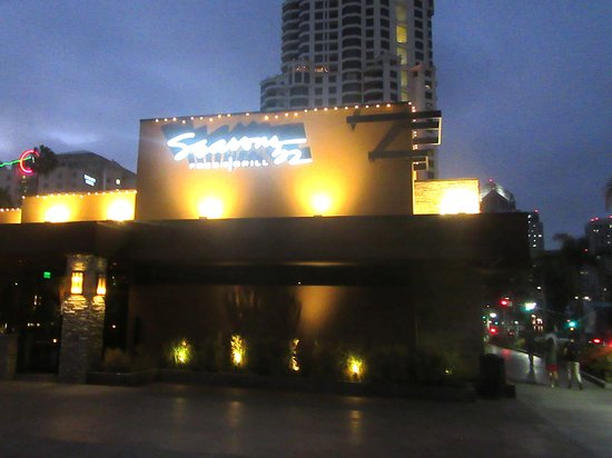Seasons 52 Restaurant Seaport Village San Go Ca